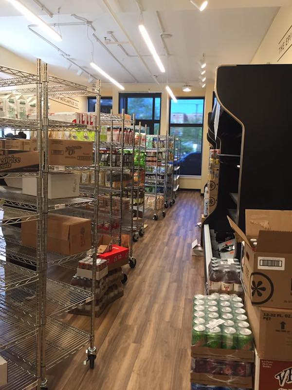 Epicurean Mercantile Co. has been open since May, and offers a true grocery store in OTR.