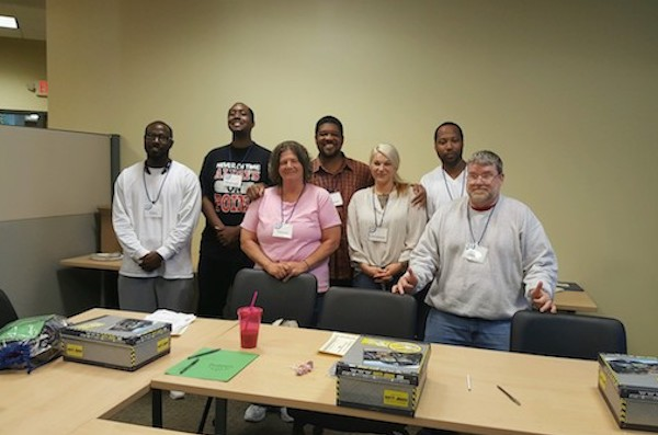 GreenLight Cincinnati works with local nonprofit Cincinnati Works to help provide job training to those experiencing poverty.