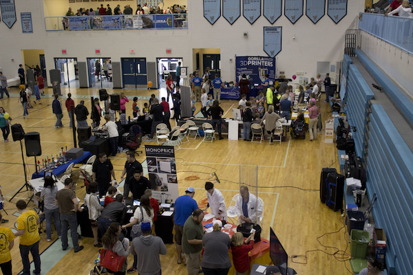 NKY Makerspace's World Maker & Inventor Expo will take place April 29 at Boone County High School.