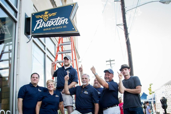 Braxton quickly became a Covington staple upon opening its taproom at W. 7th St. in 2014.