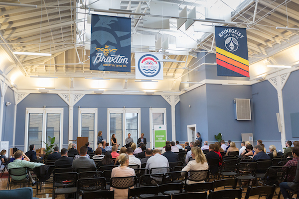 On Sept. 29, over 175 attendees from healthcare and tech orgs will gather at Union Hall for IX Health.