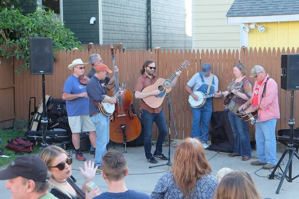 This year's OKMM kicks off June 17 with music from the Comet Bluegrass All Stars.