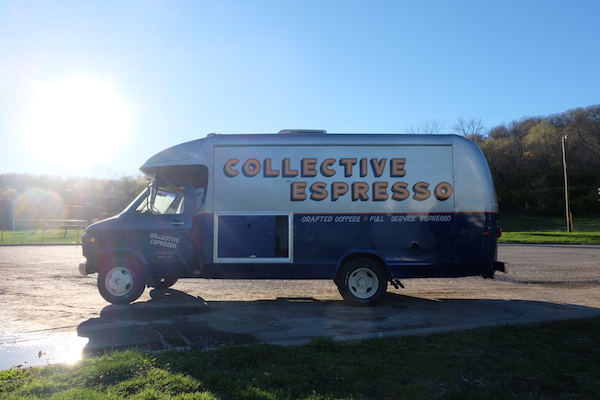 Collective Espresso's newest venture, Pioneer Trails