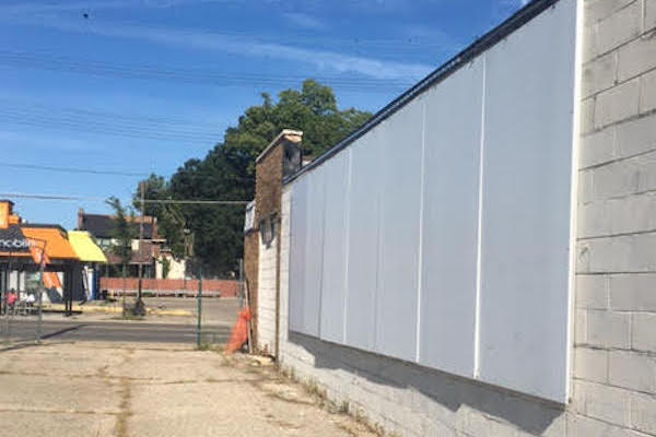 Urban Blooms' next living wall will be installed at 4912 Reading Rd. in Bond Hill.