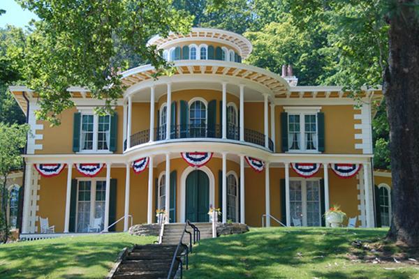 The 10 Most Interesting Houses in Cincinnati