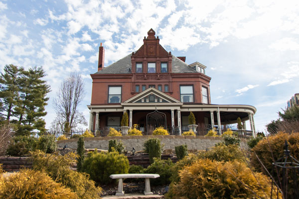 Wiedemann Mansion, Newport