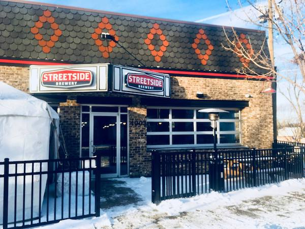 Streetside Brewing in Columbia-Tusculum is known for its community-centric approach.