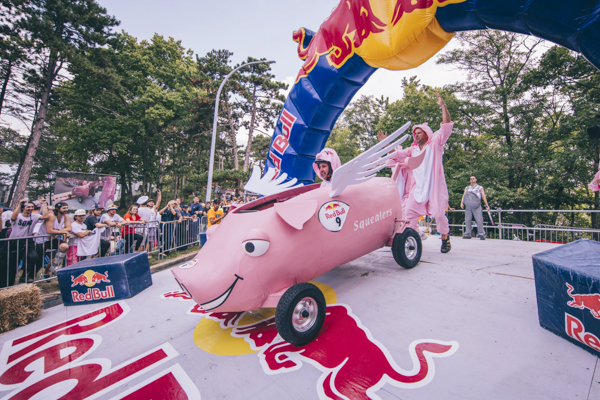 Oinker Acres Squealers, Red Bull Soapbox Race 2015