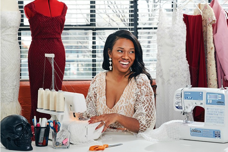 "Asha Ama, of ""Project Runway"" fame, will judge Launch the Line."