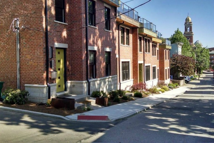The Cincinnati Development Fund helps revitalize neighborhoods.