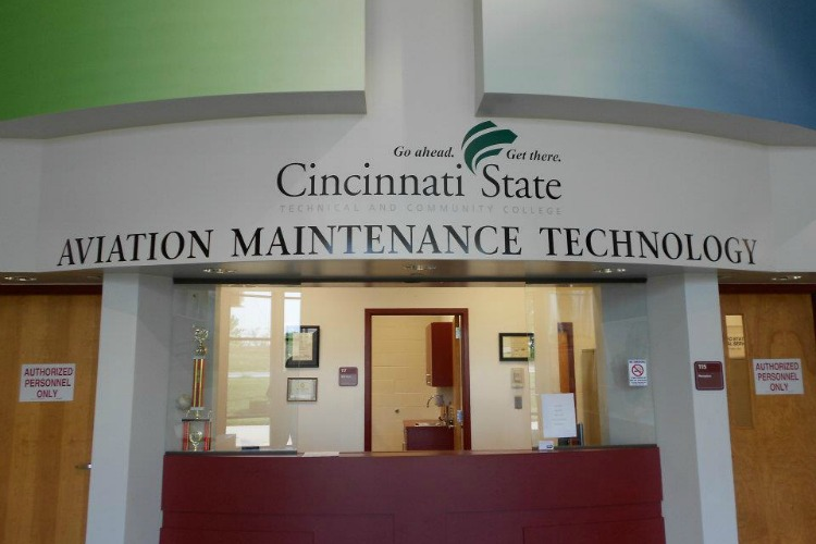 Cincinnati State and City of Middletown partner in avionics technician program at Middletown campus