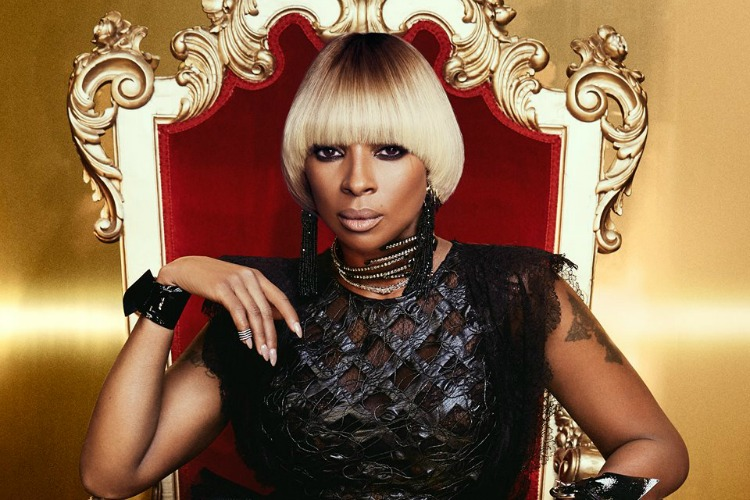 Mary J. Blige will headline the 2019 Cincinnati Music Festival.