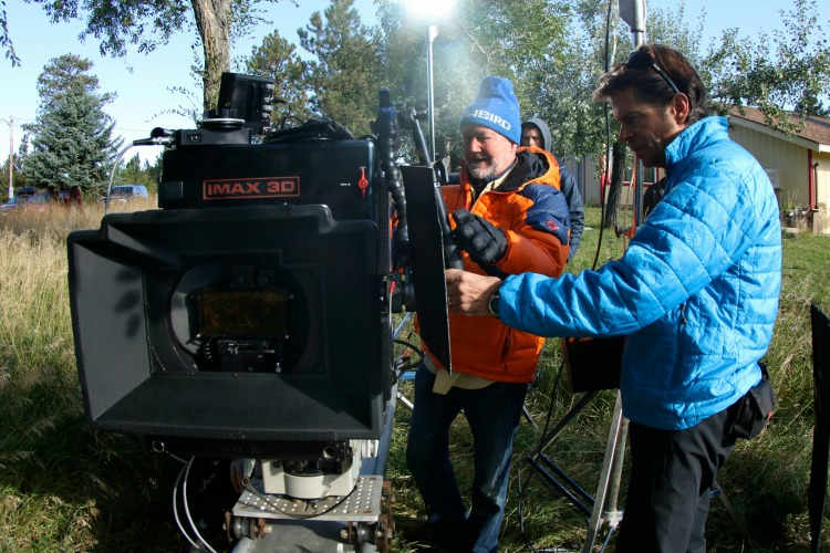 The making of the IMAX film National Parks Adventure, directed by acclaimed giant-screen storyteller Greg MacGillivray.