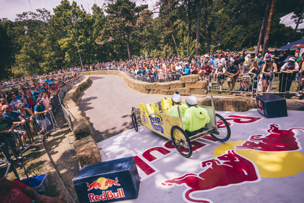 Peep My Ride, Red Bull Soapbox Race 2015