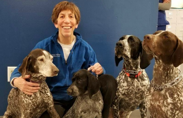 Dr. Cheryl Harris has served as Pets In Need pro bono medical director since 2015