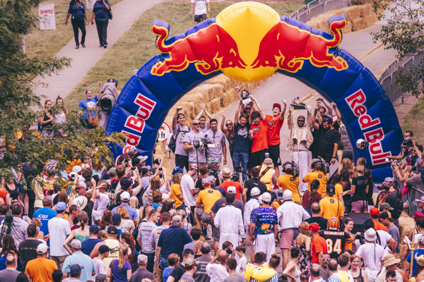 Red Bull Soapbox Race 2015 winners