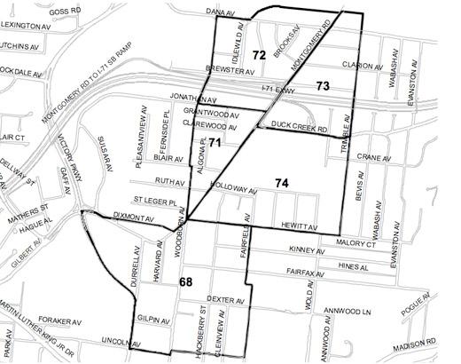 Oakley Cincinnati Area Code