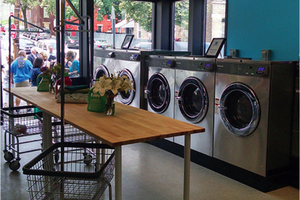 Opportunity Matters knew Lower Price Hill residents needed a laundromat, so they borrowed from CDF/IFF to make that happen.