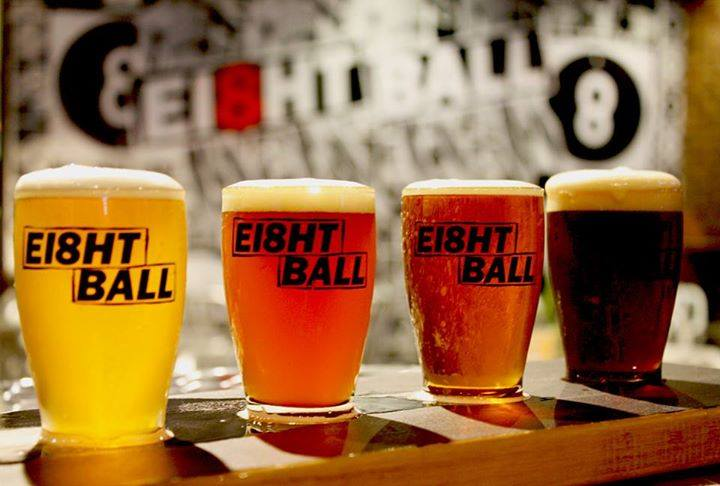 Ei8ht Ball Brewing hosts a fundraiser.