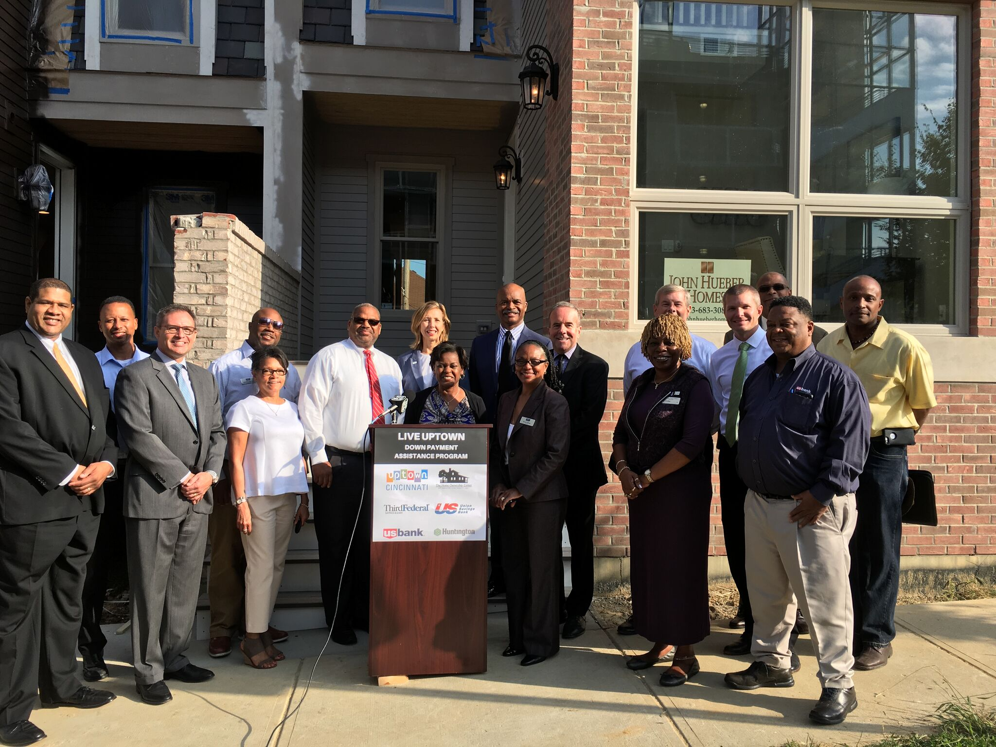 Partners in the Live Uptown Down Payment Assistance Program.