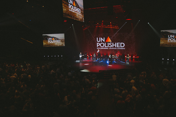 The Unpolished 2016 Conference.