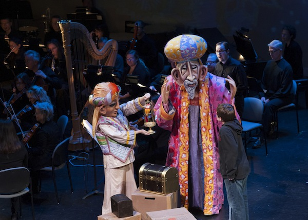 "Madcap collaborates with Cincinnati Chamber Orchestra on ""Amahl and the Night Visitors"""
