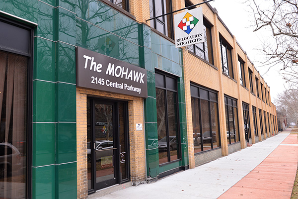 The Mohawk on Central Parkway