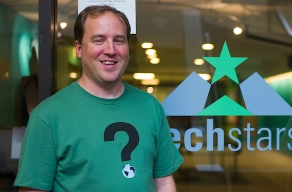 David Cohen, managing partner of Techstars Ventures