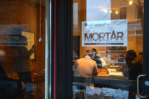 "MORTAR mentors ""non-traditional"" entrepreneurs"