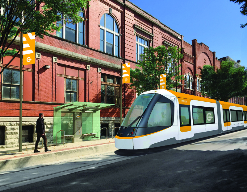 Streetcars will start test runs in 2015