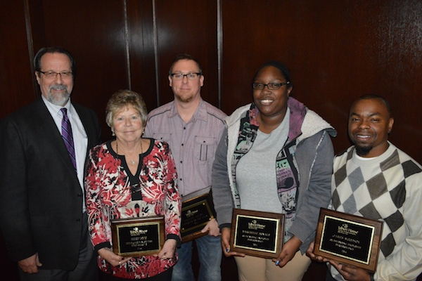 Talbert House Celebrates 50 Years Honors Top Employees