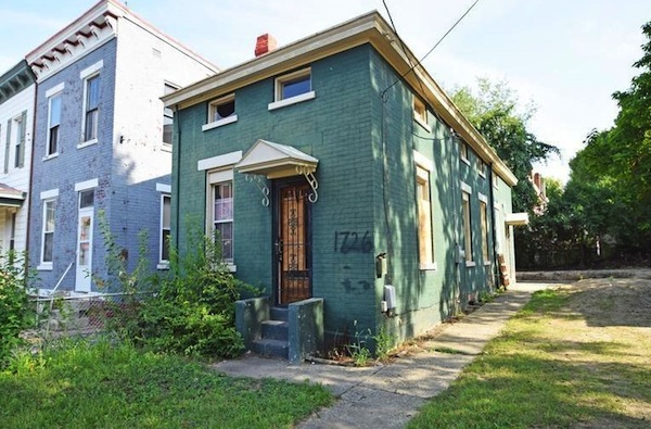 Hanfield Street home being rehabbed
