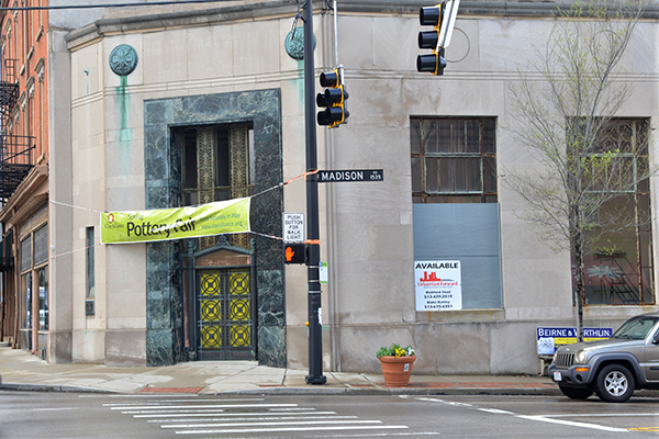 "This vacant Walnut Hills bank building is slated to become a ""destination"" restaurant"