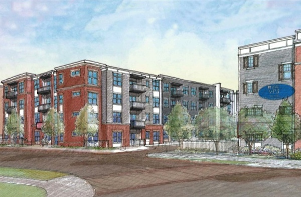 VP3 will bring 600 more residents and parking to Short Vine