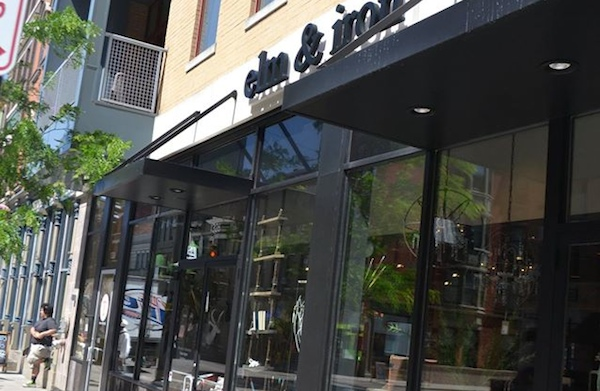 Elm & Iron opened May 13
