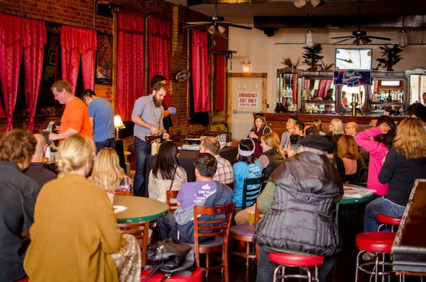 SSOM's Celebrity Chef series features demos at Mr. Pitiful's