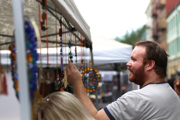 80 artists and vendors are expected at 2015 Second Sunday on Main fests