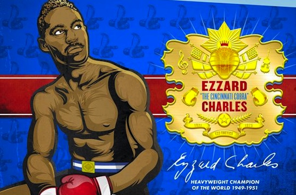 Local boxing legend Ezzard Charles will be ArtWorks' 100th mural