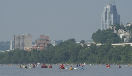 Paddlefest has been rescheduled to Aug. 2