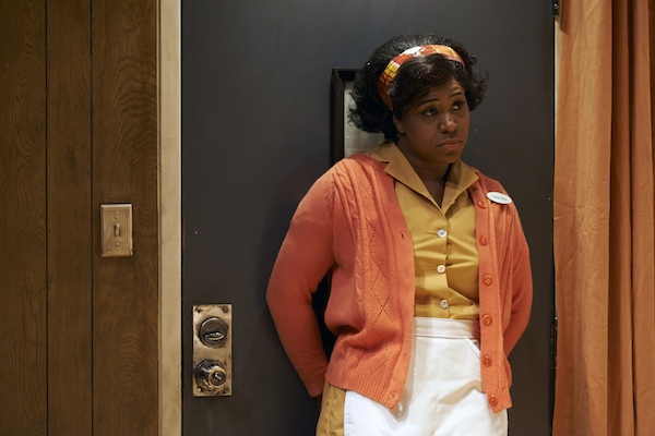 "Torie Wiggins starred in Ensemble Theatre's ""The Mountaintop"" in 2014"