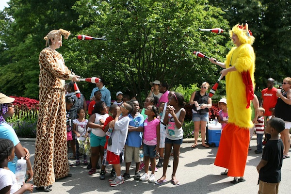Macy's Kids, Cultures, Critters and Crafts Festival returns July 22
