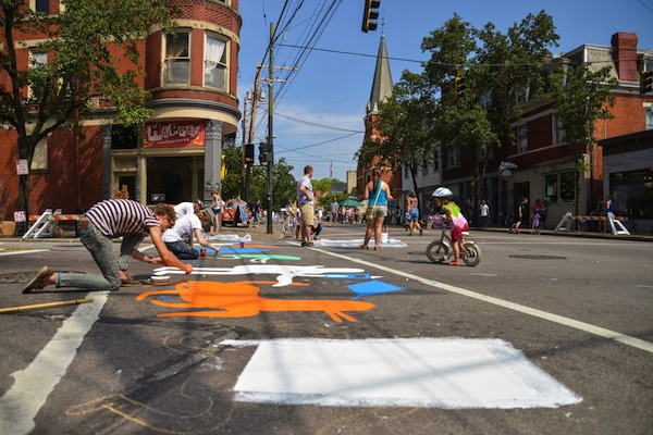 2014 Summer Streets in Northside