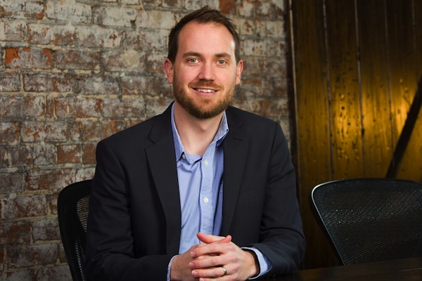 JB Woodruff is looking to make UpTech a national player among startup accelerators