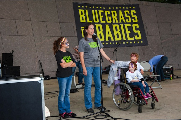 Bluegrass for Babies is Sept. 19 at Sawyer Point