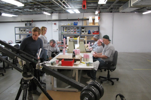 Clovernook Center S Manufacturing Prowess Featured On