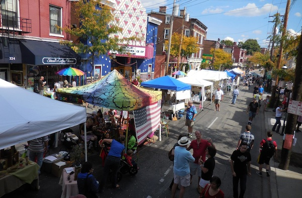 CliftonFest takes over Ludlow Avenue