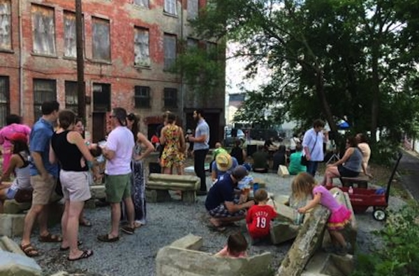 Five Points Alley is moving from a pop-up events spot to permanent public space in Walnut Hills
