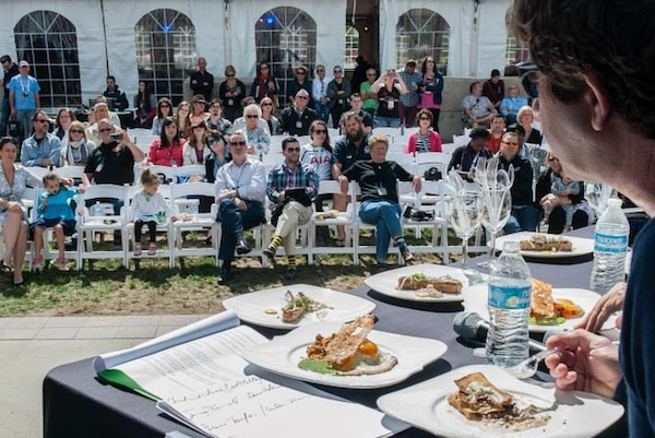 CFWC: National experts helped judge dishes from Cincinnati and Midwestern chefs
