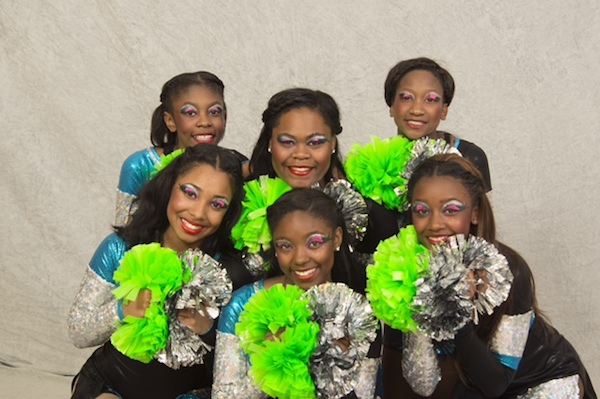 Highsteppers dancers win championships but also form positive self-esteem, interpersonal skills and leadership abilities