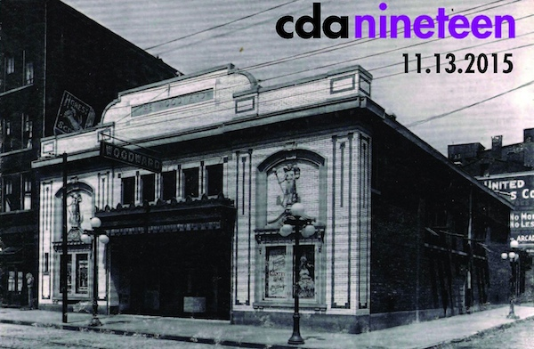 2015 Cincinnati Design Awards are Nov. 13 at the Woodward Theater